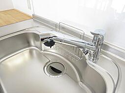 キッチン水栓は...