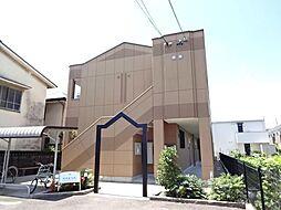 愛知県一宮市今伊勢町本神戸字立切東の賃貸アパートの外観