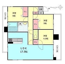 牧駅 12.5万円