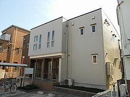 愛知県名古屋市瑞穂区中根町4丁目の賃貸アパートの外観