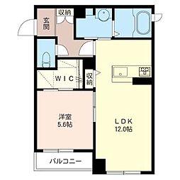 仮)五井駅西口マンション[301号室号室]の間取り
