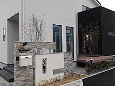 モデルハウス 施工会社による施工例