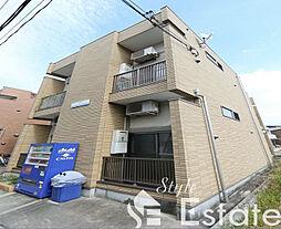 愛知県名古屋市西区菊井1丁目の賃貸アパートの外観