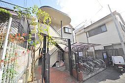 大阪府八尾市宮町1丁目の賃貸アパートの外観