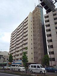 東京都板橋区坂下3丁目の賃貸マンションの外観