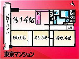渋谷区代々木4丁目
