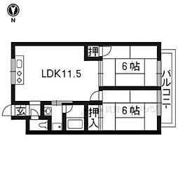 JR藤森駅 6.2万円