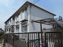ランドフォレスト川口朝日[202号室]の外観