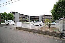 セナリオコート増尾イーストA・B[A303号室]の外観