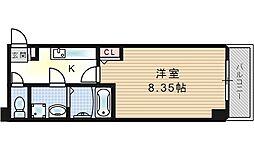 サンライト吉野II[5階]の間取り