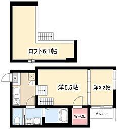 栄生駅 5.7万円