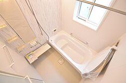 入浴後に浴室乾...
