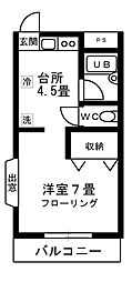 I・Me・Mitaka[101号室]の外観