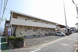 福岡県福岡市早良区飯倉8丁目の賃貸アパートの外観
