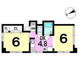 並木クイーンコーポ 4階 中古マンション