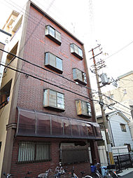 山川マンション[5階]の外観