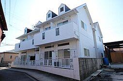 愛知県名古屋市中川区荒子町字宮窓の賃貸アパートの外観