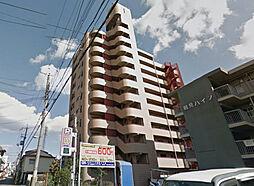 鶴見緑地ハイツ弐番館[2A号室]の外観