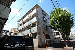 愛知県名古屋市港区名港2丁目の賃貸アパートの外観