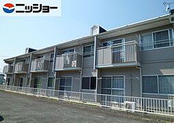 サンコーポ蔵子 B棟[2階]の外観