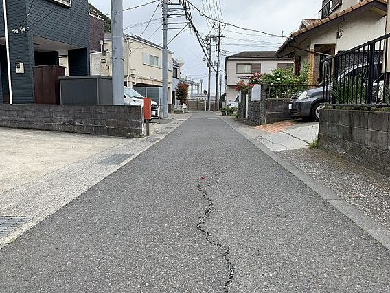 【前面道路】 ...