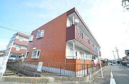 FRハイツ A棟[2階]の外観