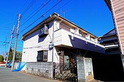 コーポタカハシ[1階]の外観