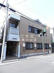 L-VINA目黒(エルヴィーナメグロ)[2階]の外観