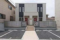 [テラスハウス] 福岡県福岡市城南区別府5丁目 の賃貸【/】の外観