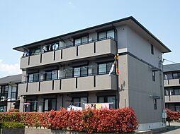 ハイカムール国分II[3階]の外観