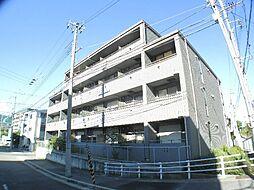 パトリア芦屋[1階]の外観