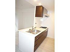 対面式システムキッチン・食器洗乾燥機・ガスコンロ新築未使用