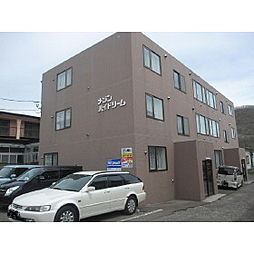 北海道室蘭市高砂町3丁目の賃貸マンションの外観