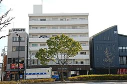 ラッフル徳川[5階]の外観