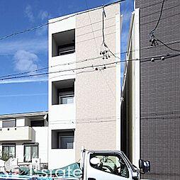近鉄名古屋線 黄金駅 徒歩5分の賃貸アパート