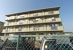 ムカイマンションA[1階]の外観