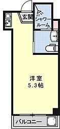 寺町MPビル[501号室号室]の間取り