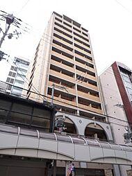クラウンハイム北心斎橋フラワーコート[5階]の外観