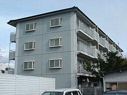 滋賀県草津市野路町の賃貸マンションの外観