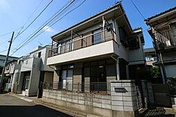 [一戸建] 東京都中野区若宮3丁目 の賃貸【/】の外観