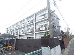 大戸コーポ[2階]の外観