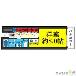 矢田駅 4.6万円