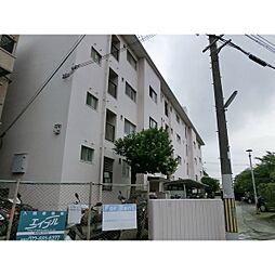 スカイハイツ辻崎[402号室]の外観