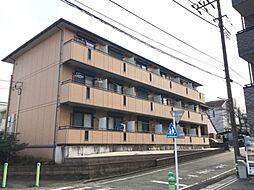 パピヨン南大沢[107号室]の外観