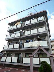 パレ・プリエII[3階]の外観