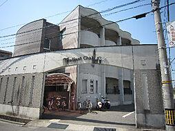 愛媛県松山市桑原4丁目の賃貸マンションの外観