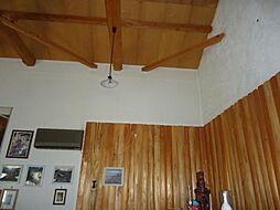 天井が高く、広...
