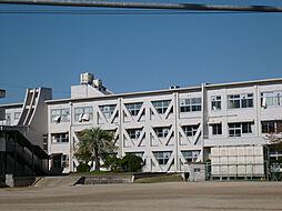 上牧中学校