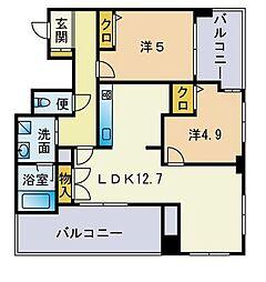 姪浜駅 11.1万円