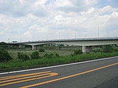 多摩川(稲城大橋)